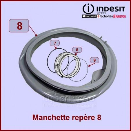 Manchette De Hublot Indesit C00119208
