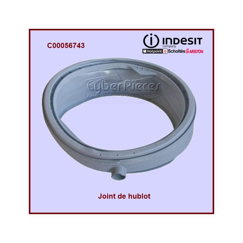 Manchette de hublot Indesit C00056743
