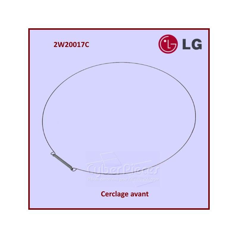 Cerclage avant de manchette LG 2W20017C