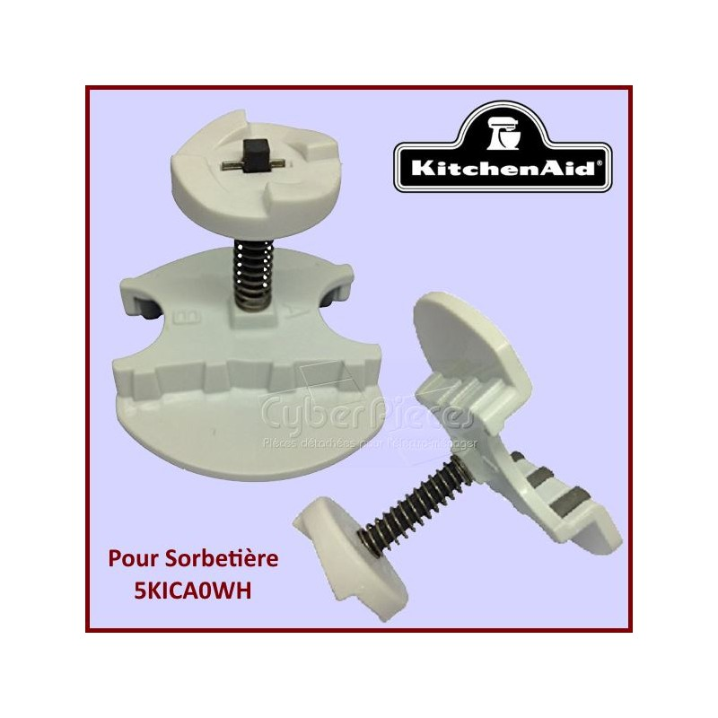 Mecanisme d'entrainement Sorbetière Kitchenaid 9709419  E4-8