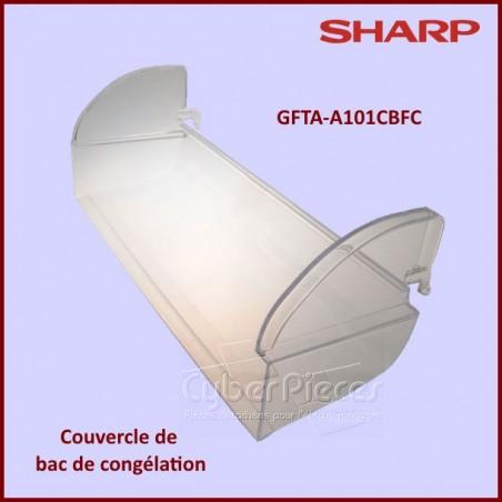 Volet de bac combiné Scharp GFTA-A101CBFC