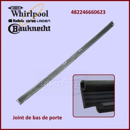 Joint bas de porte Whirlpool 482246660623