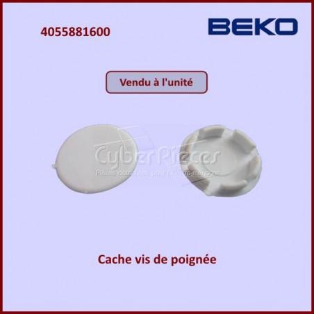 Cache vis de poignée Beko 4055881600