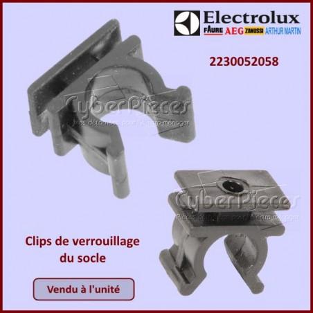 Crochet de fixation du socle Electrolux 2230052058