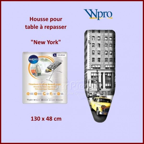 Housse table a repasser pour centrale vapeur table - Set de table new york ...