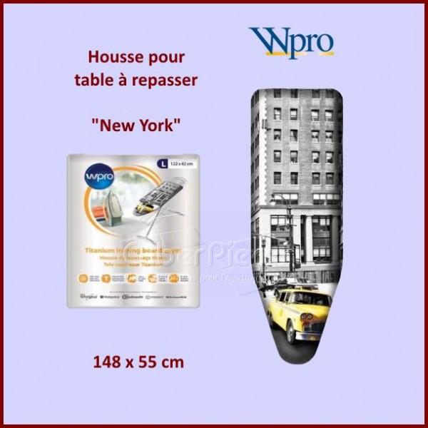 housse de table repasser wpro new york xl pour fer. Black Bedroom Furniture Sets. Home Design Ideas
