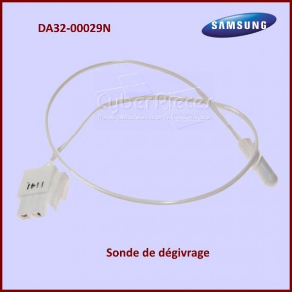 Sonde de temp rature vaporateur samsung da32 00029n pour for Temperature de la piece