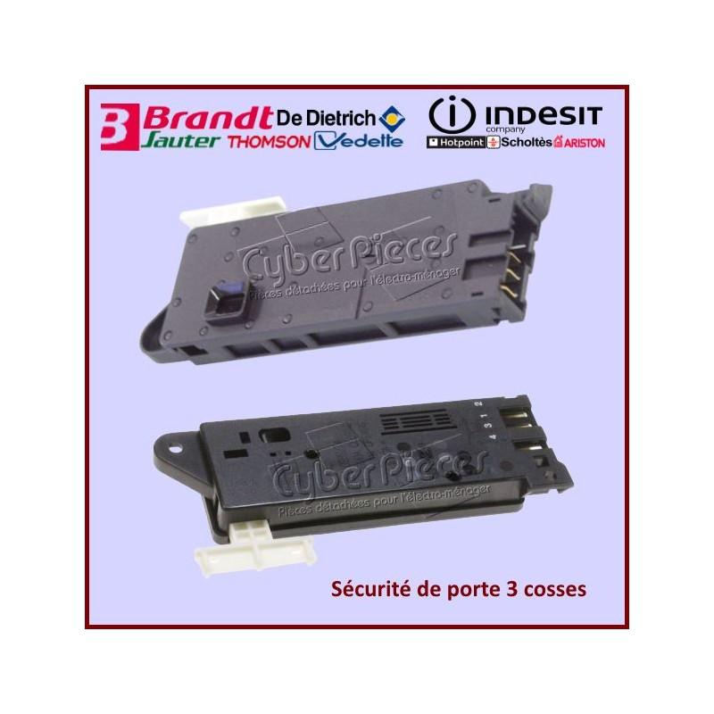Sécurité de porte Brandt 52X0581