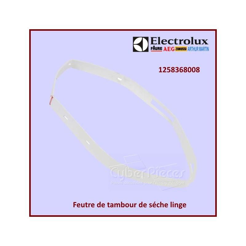Feutre Avant de tambour Electrolux 1258368008