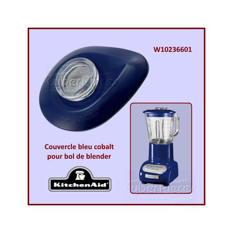 Couvercle Bleu Cobalt de bol Kitchenaid W10236601