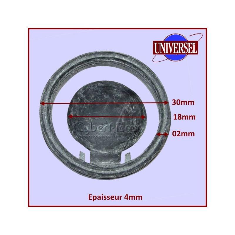 Clapet anti retour pour pompe de vidange Whirlpool 481228128364
