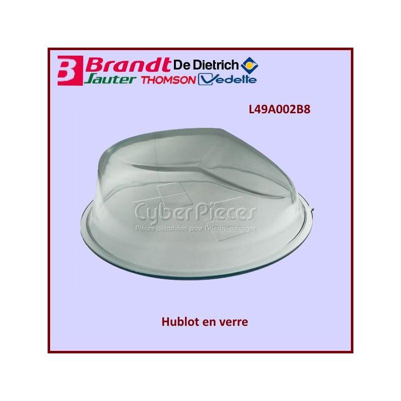 Verre de hublot Brandt L49A002B8