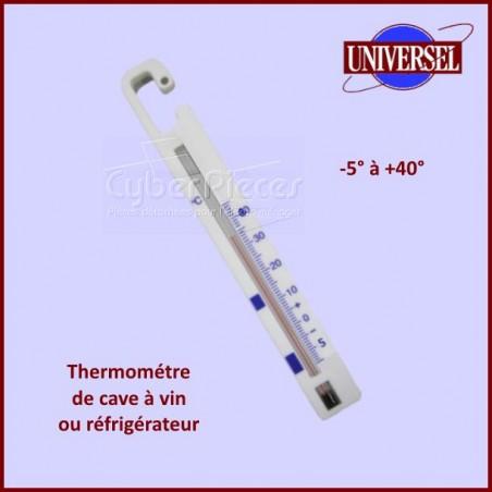 Thermomètre de cave à vin - Réfrigérateur -5+40°