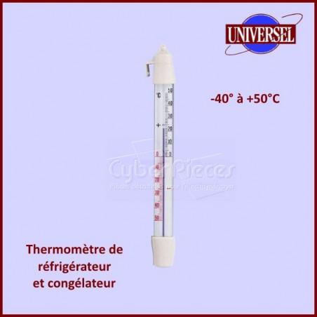 Thermomètre de réfrigérateur/congélateur -40+50°  C