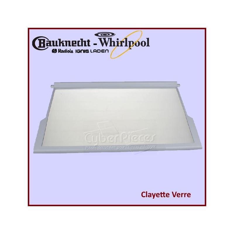 Clayette en Verre Whirlpool 481245088232