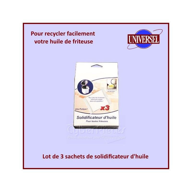 Solidificateur D'huile pour friteuses