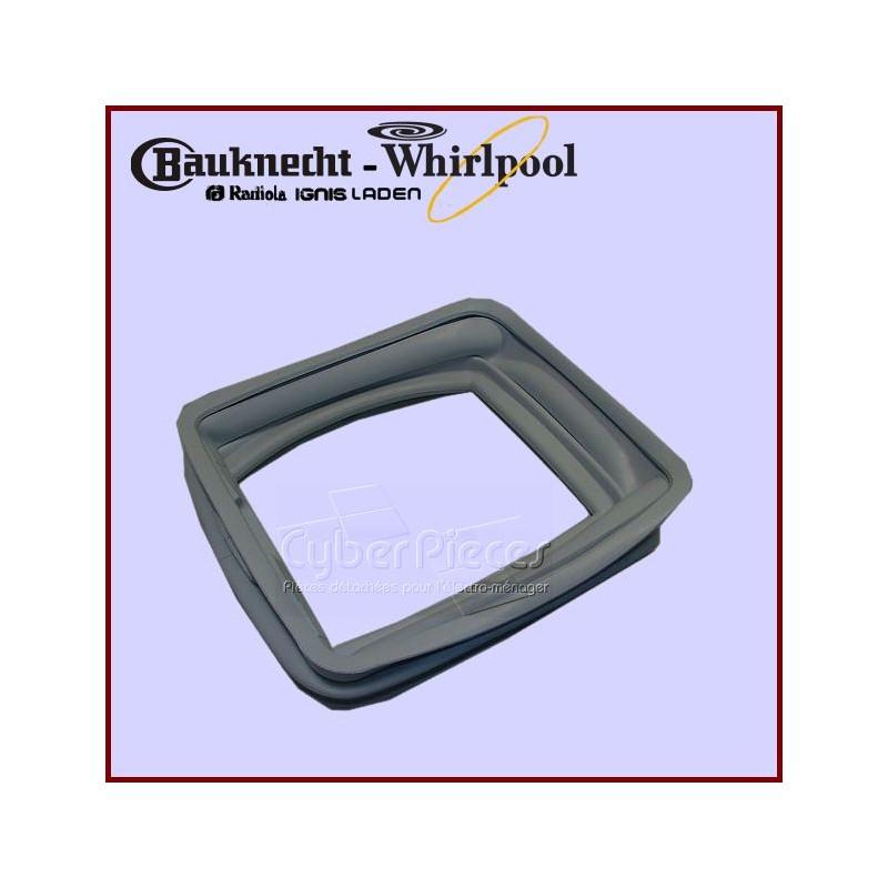 Manchette de hublot  Whirlpool 480110100143