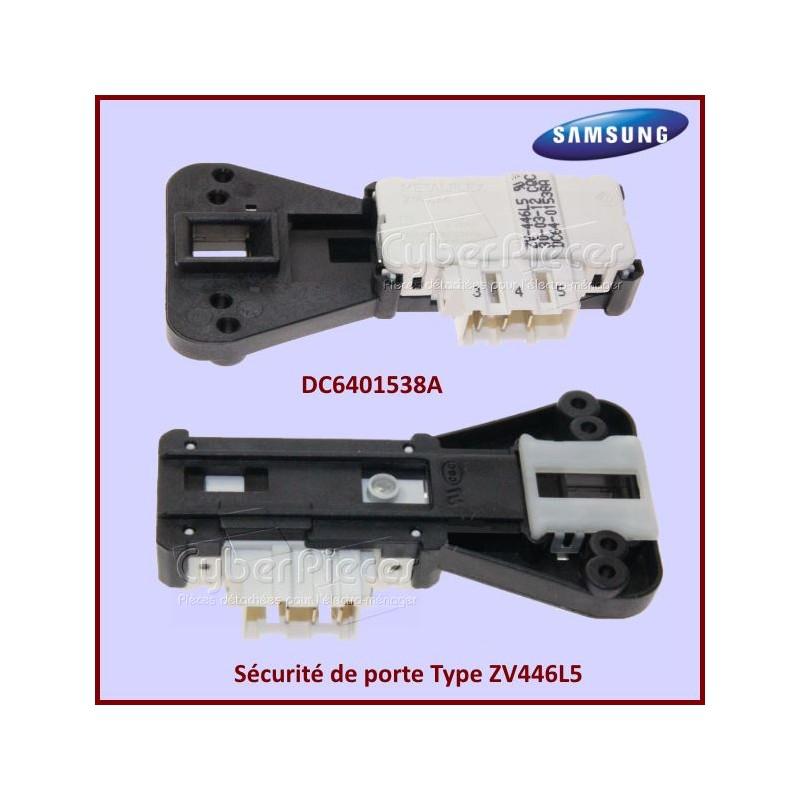 Sécurité de porte SAMSUNG DC6401538A Type ZV446L5