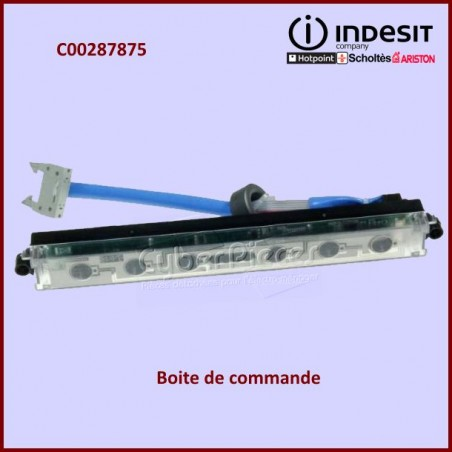 Boitier de commande Indesit C00287875