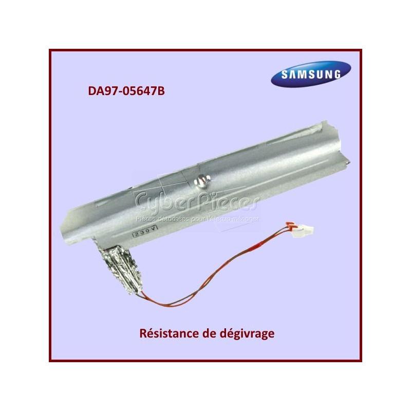 Résistance de dégivrage Samsung DA97-05647B