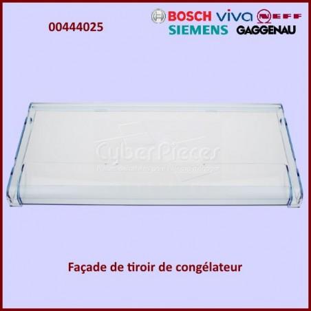 Façade plastique congélateur Bosch 00444025