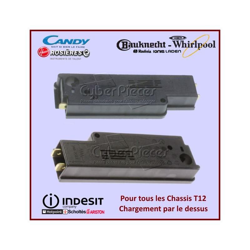 Sécurité Whirlpool châssis T12 481927138287