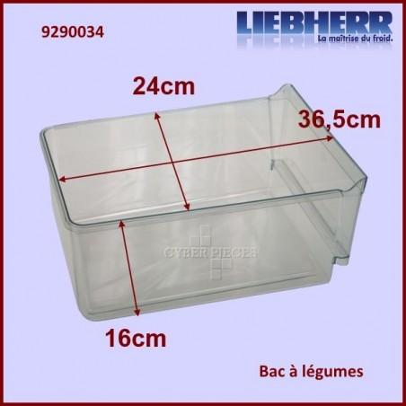 Bac Inférieur 36.5x24x16Cm Liebherr 9290034