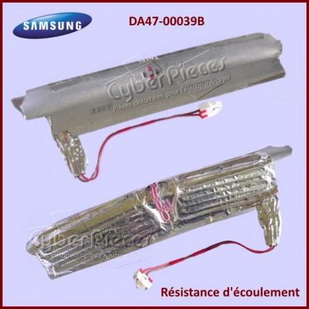 Résistance d'écoulement Samsung DA47-00039B