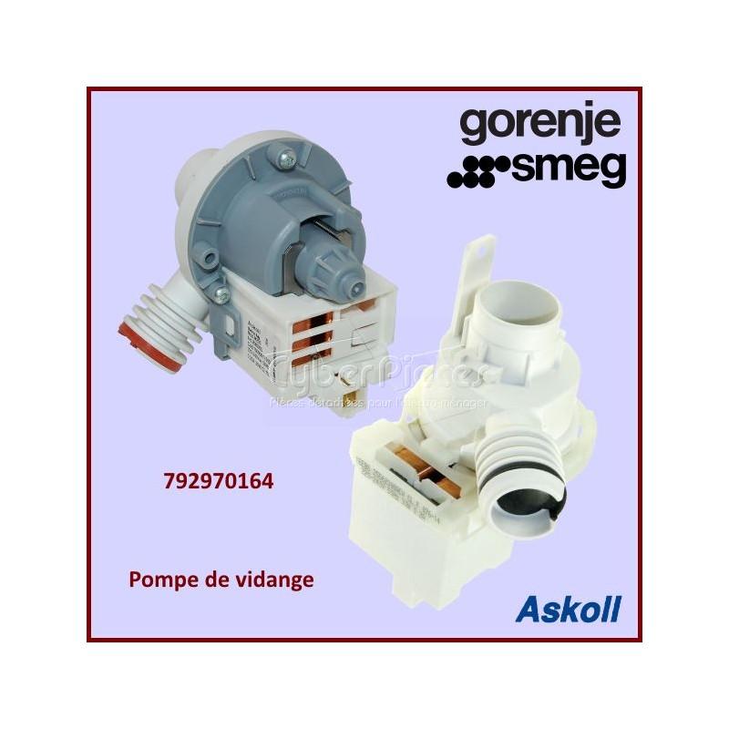 Pompe de vidange Askoll M255 30W 792970164