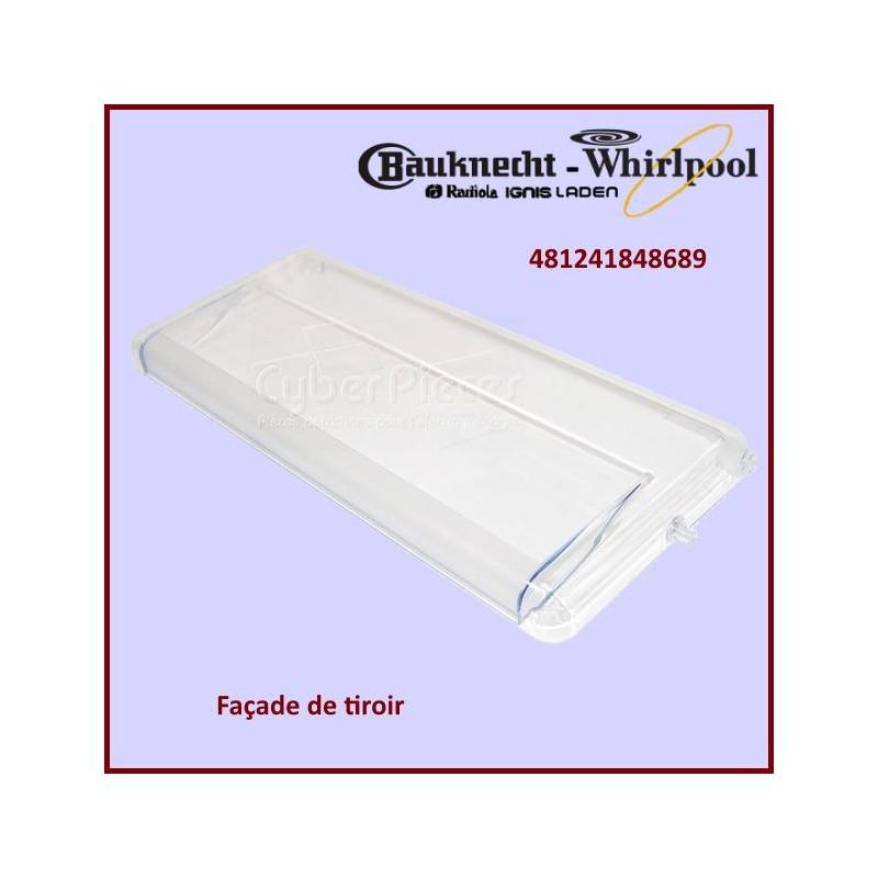 Facade de panier de congélateur Whirlpool 481241848689