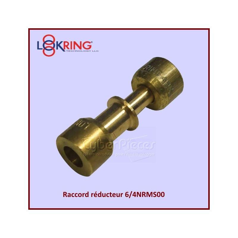 Raccord réducteur LOKRING 6/4NRMS00 en laiton 48X1144