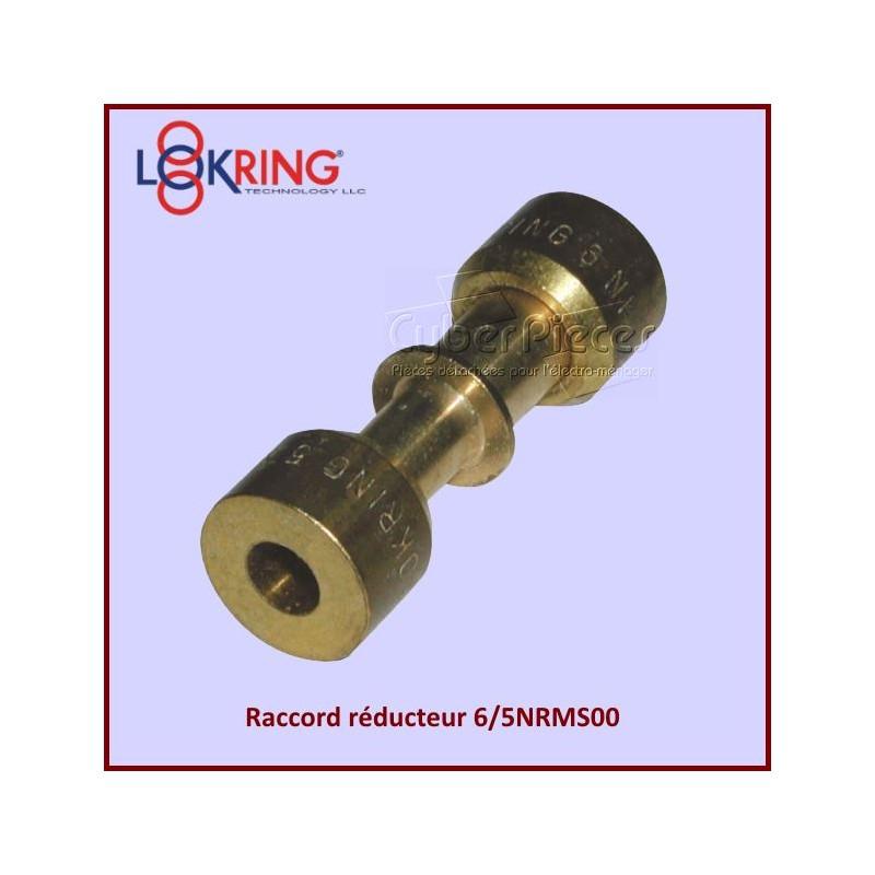Raccord réducteur LOKRING 6/5NRMS00  en laiton 93X5148