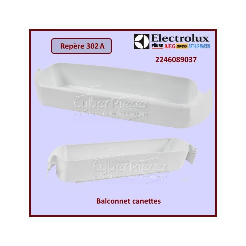 Balconnet à canettes Electrolux 2246089037