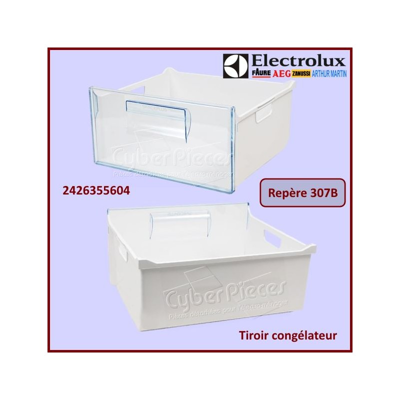 Tiroir congélateur Electrolux 2426355604