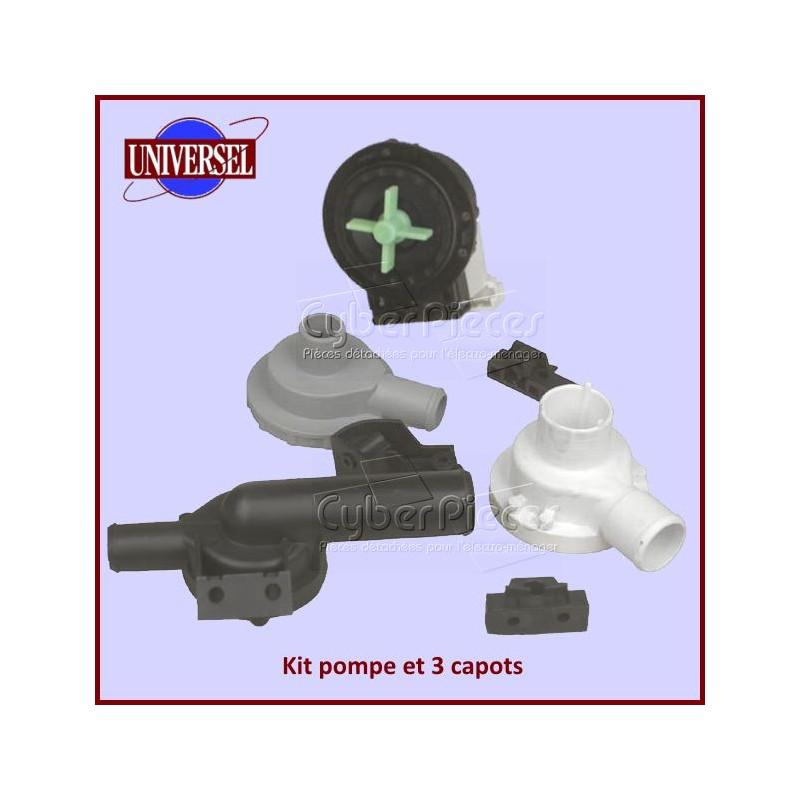 Kit Pompe avec 3 Capots Standard