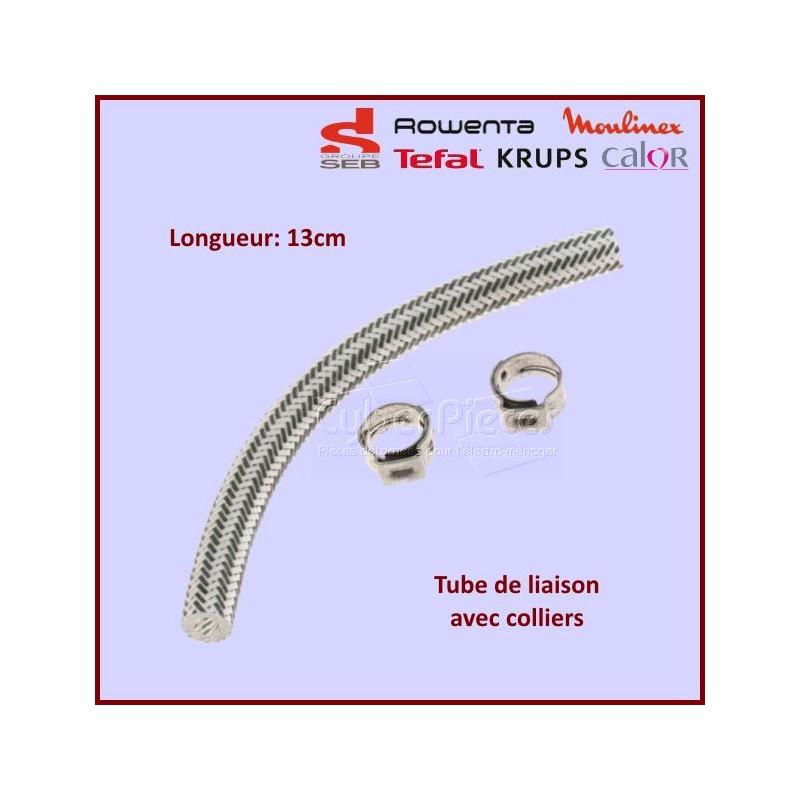 Tuyau de liaison 13cm avec colliers CS-00092026