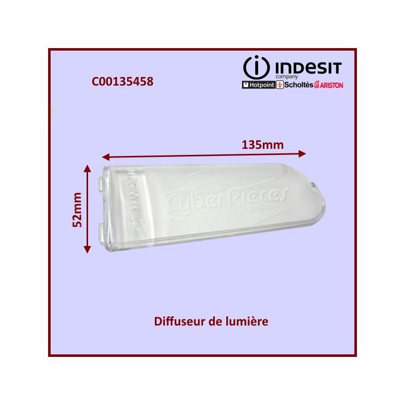 Diffuseur de lumière hotte Indesit C00135458