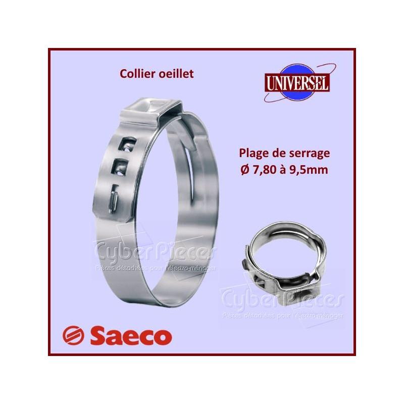 Collier de serrage Ø9.5mm Saeco 996530007947