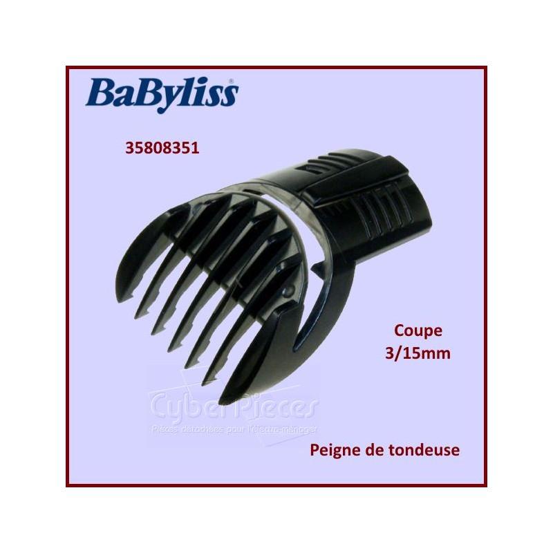 Peigne de tondeuse 3-15mm Babyliss 35808351