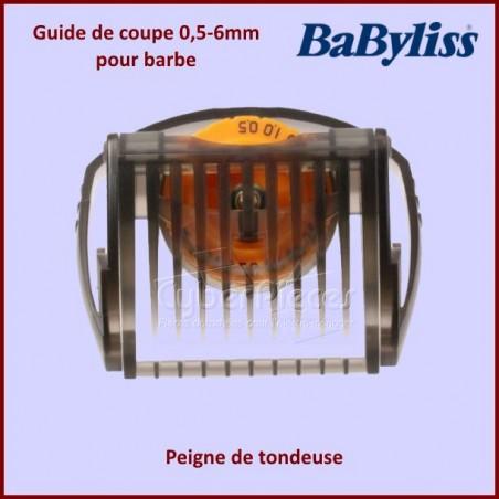 Peigne de tondeuse 0,5-6,0mm Babyliss 35807790