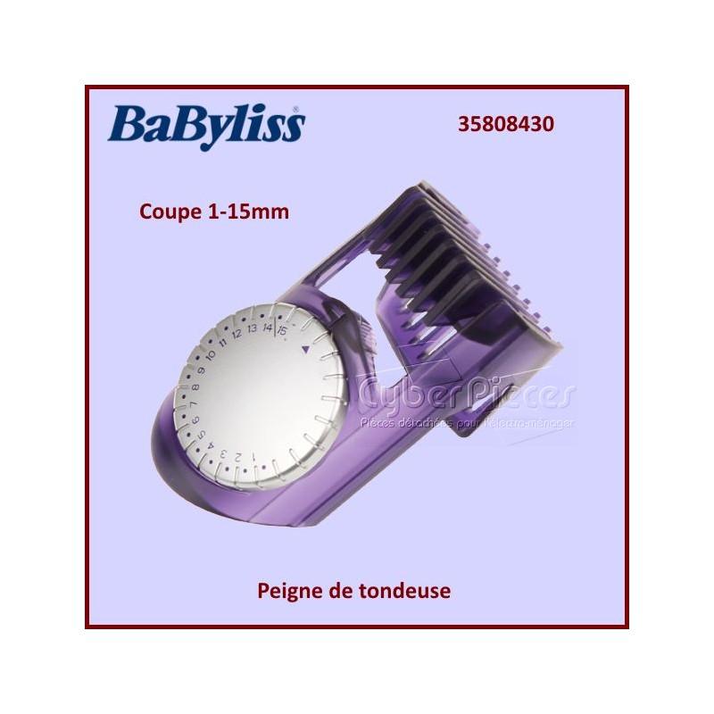 Peigne de tondeuse 1-15mm Babyliss 35808430