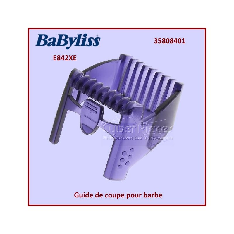 Peigne pour barbe 3 jours Babyliss 35808401