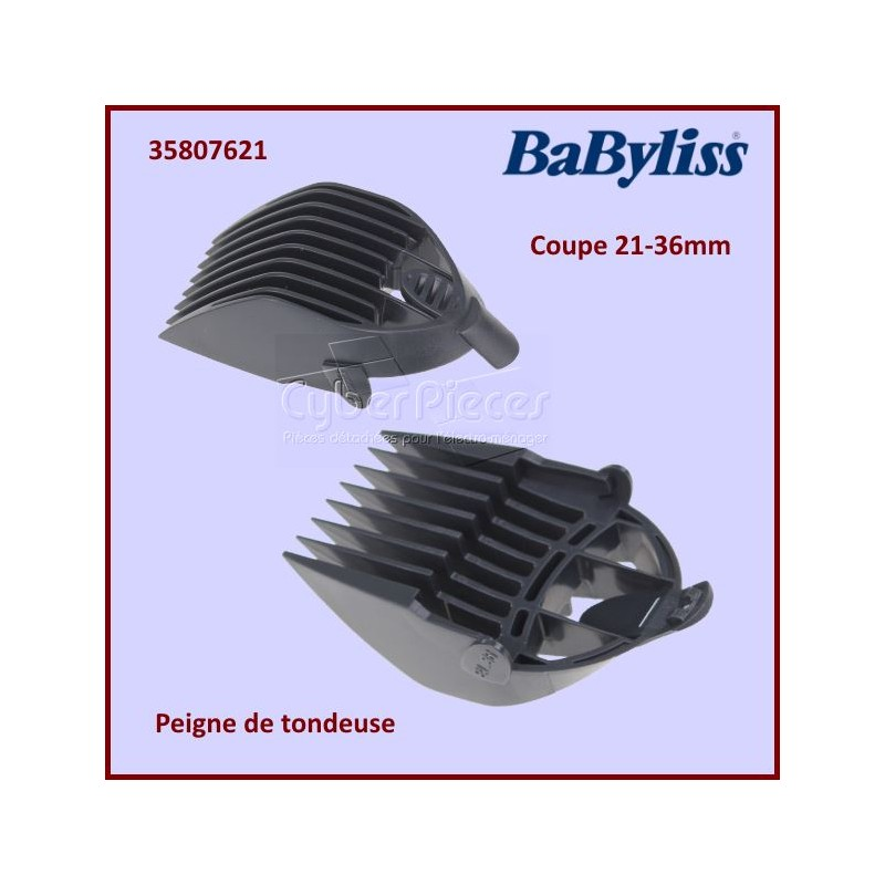 Peigne de tondeuse 21-36mm Babyliss 35807621