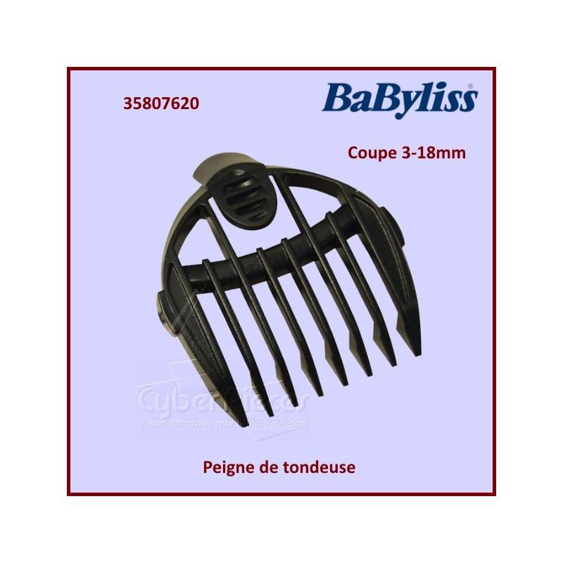 Peigne de tondeuse 3-18mm Babyliss 35807620