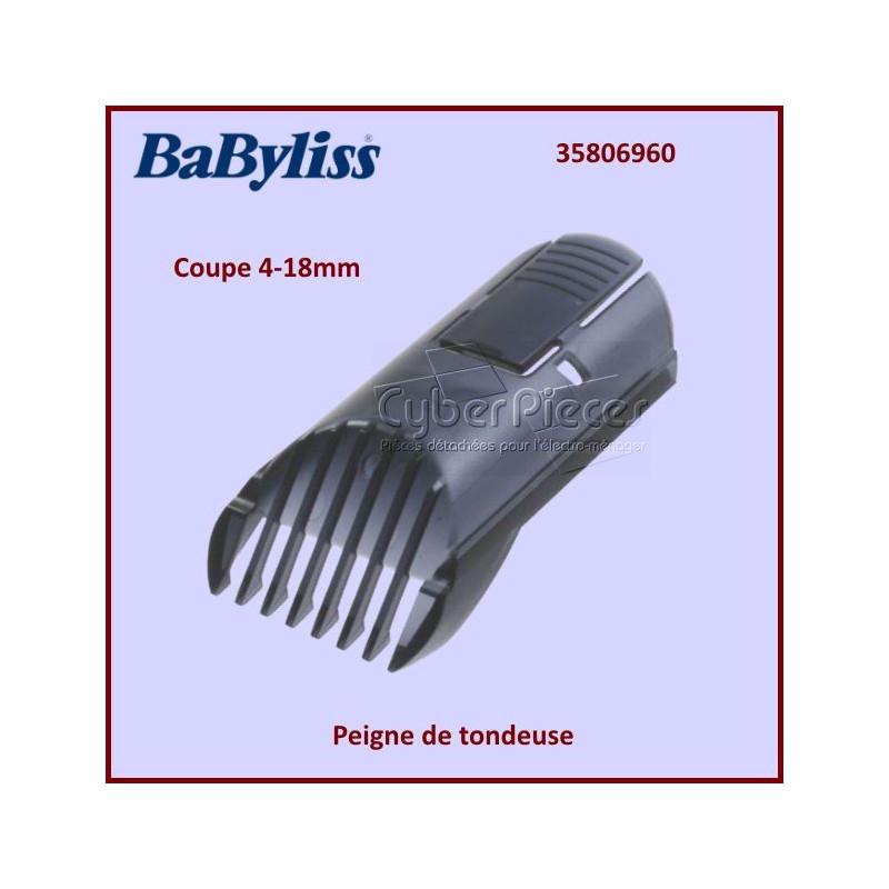 Peigne de tondeuse 4-18mm Babyliss 35806960