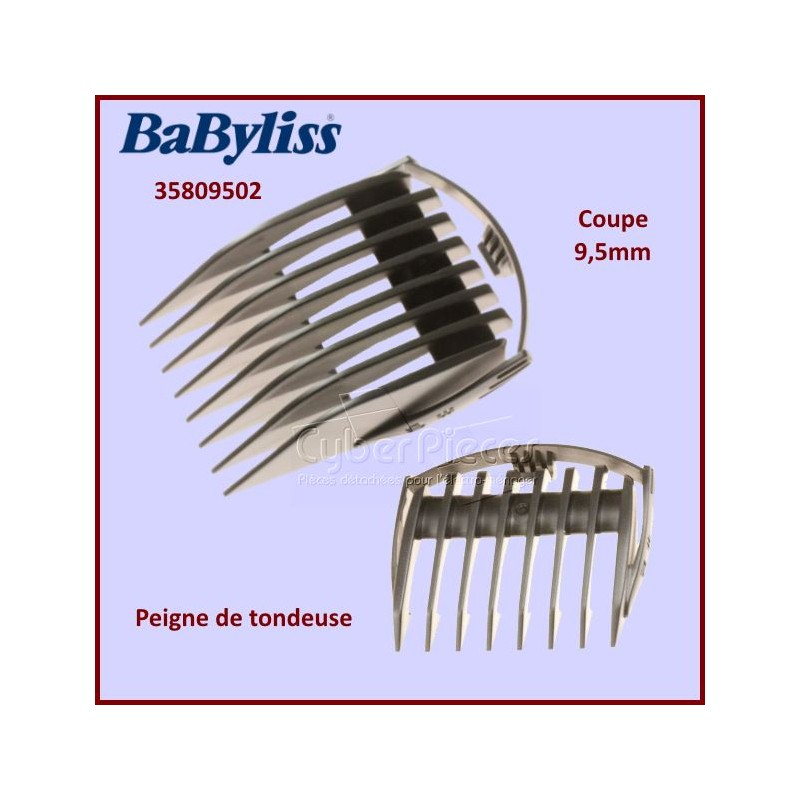 Peigne de tondeuse 9,5mm Babyliss 35809502