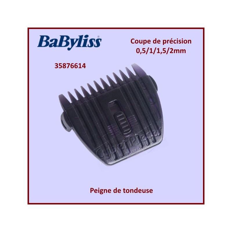 Peigne de tondeuse 0,5-1-1,5-2mm Babyliss 35876614