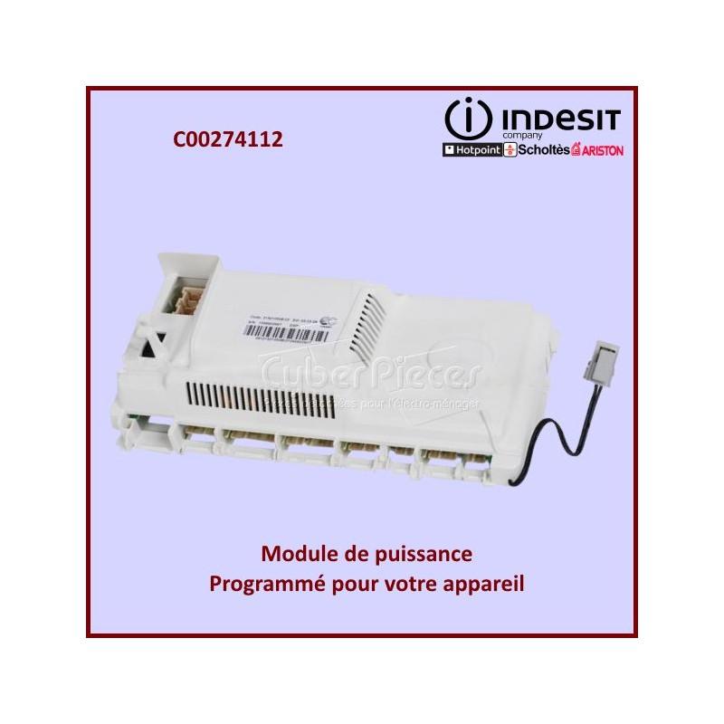 Module électronique Indesit C00274112