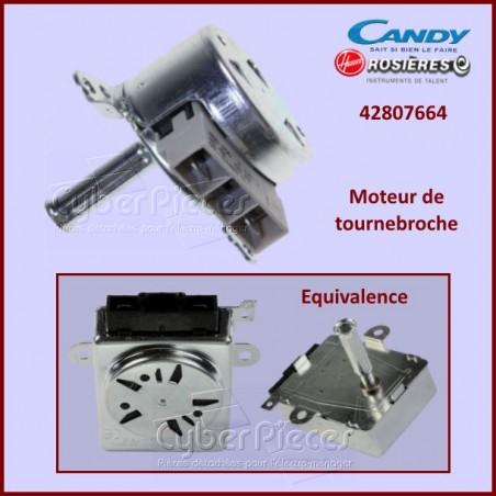 Moteur tourne broche Candy 42807664
