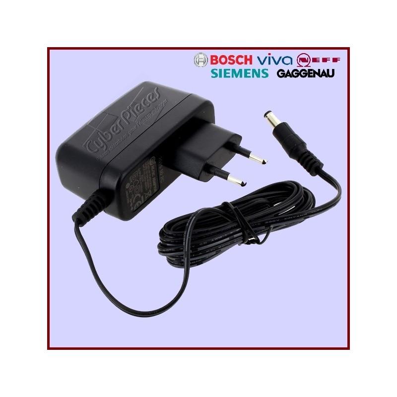 Bloc d'alimentation 30v 12006117 Aspirateur Balay rechargeable Bosch